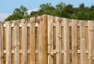 Aire Valley Back yard fencing 21