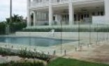 Pool Fencing Frameless glass